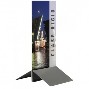 30cm Wide Rigid Sign Base