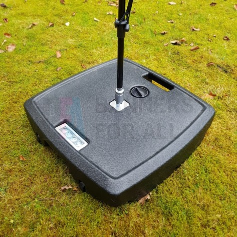 20kg Water Base with LED Slots (Tank Only)