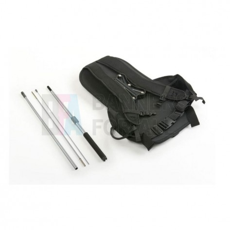 Backpack Banner Pole Kit