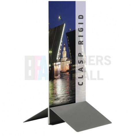 30cm Wide Rigid Sign Base