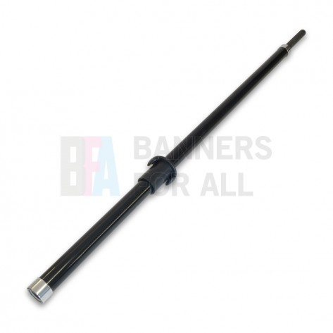Flying Banner Extension Pole (with Cleat) - 66cm