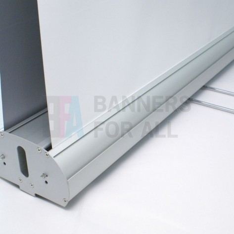 0.85m Gemino Roller Banner Stand with pole and bag