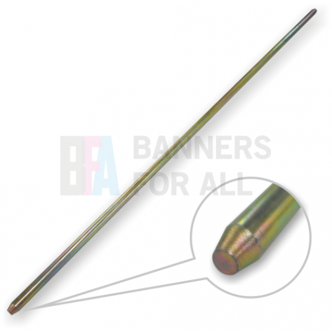 12mm Hardened Ground Stake (75cm)