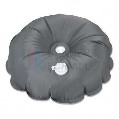 12KG Water Bag (Round) with 37mm hole