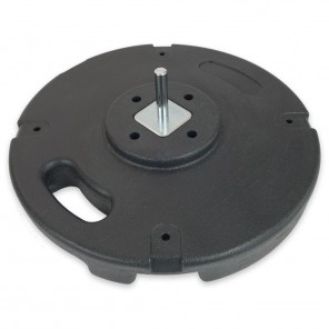 10KG Concrete Base with Economy Spindle