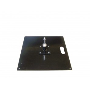 15KG Metal Flag Pole Stand with Rotating Spindle
