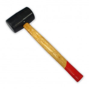 16oz General Purpose Rubber Mallet