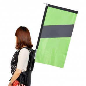 Backpack Flag Banner