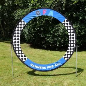 FPV Racing Circular Ring Air Gate Pole Kit